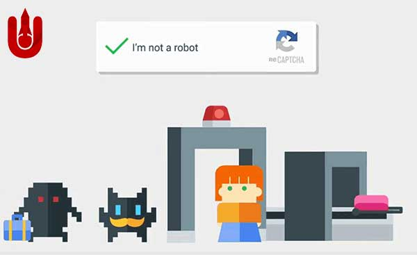 استفاده از گوگل کپچا - اروم وب